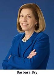Mayoral Candidate Barbara Bry