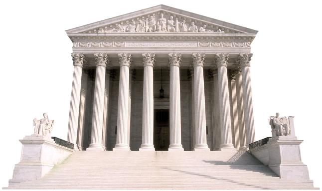 supreme court house
