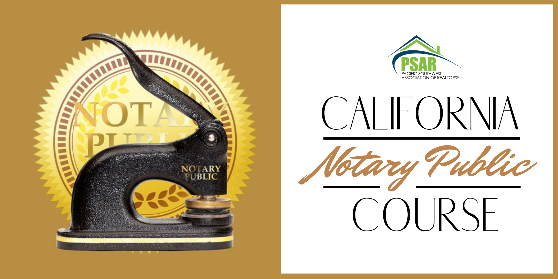 California Notary Public Course