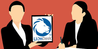 Lion Desk-eventbrite