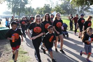 PSAR zombie run October 12