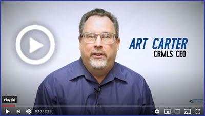 Art Carter, CEO of CRMLS
