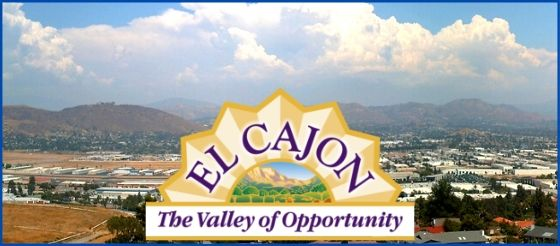 EL CAJON the Valley of Opportunity