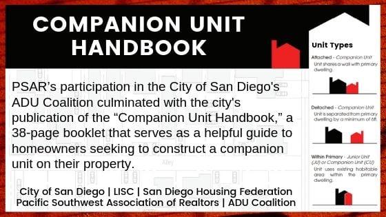 Companion Unit Handbook