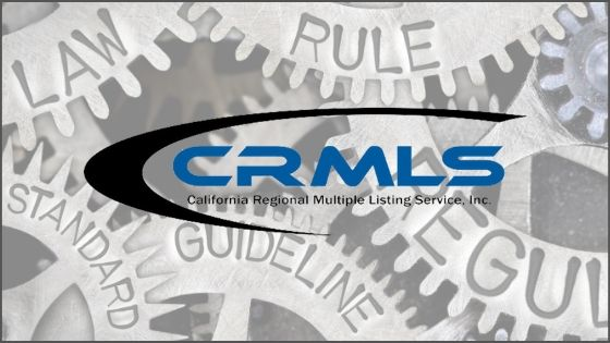CRMLS Rules Update