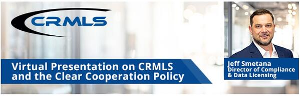 CRMLS Rules Update