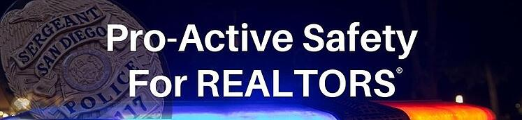 Pro-Active Safety for REALTORS
