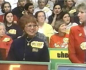 Merrie on the Price is Right