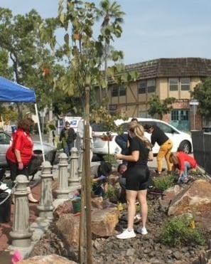 PSAR Replanting La Mesa