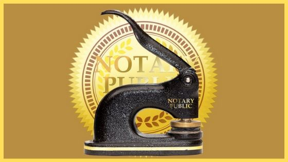 2020 Notary Public Classes
