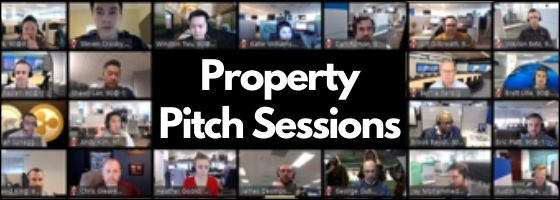 PSAR Property Pitch Sessions
