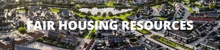 New Fair Housing Rsources