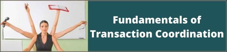 Transaction  Ccordinator
