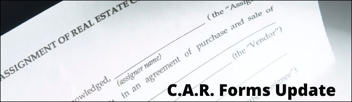 C.A.R. Forms