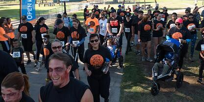 Zombie run/walk to benefit San Ysidro Health