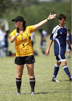 mls referee